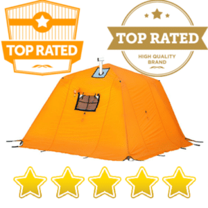 Arctic oven winter hunting tent - Best Winter Tent
