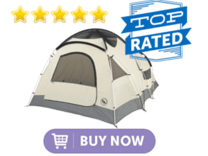 Set up family tent