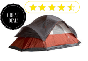 red canyon family tent