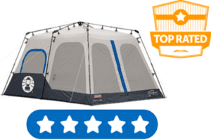 Coleman Instant Tent - Best Family Tents