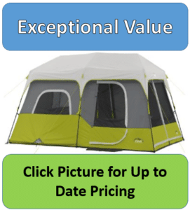 Core family tent - Best Family Tents