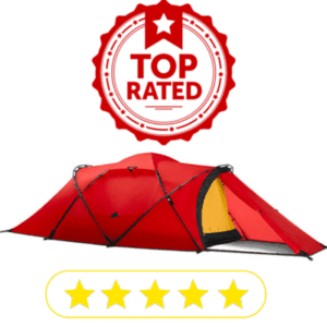 Red hilleberg winter tent - best Winter Weather Camping Tent