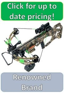 camo PSE Fang crossbow