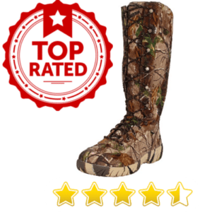 Camo Danner hunting boots