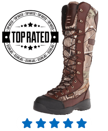 top rated camo hunting boots