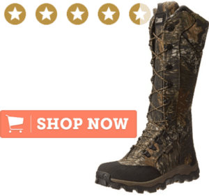 snake boots for hunters