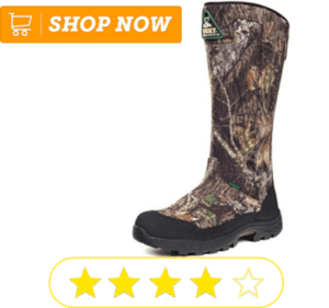 Rocky Pronghorn hunting boots