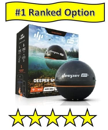 The Deeper Pro + Deeper Fish Finder Reviews