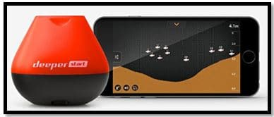 The Deeper Start Fish Finder - New Deeper Fish Finder