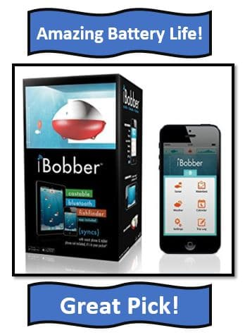 ibobber - Bluetooth Compatible Fish Finders