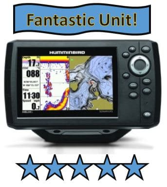 Humminbird Fish Finder GPS