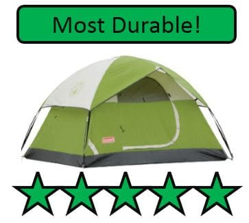 Sundome 2 Person Tent - best kid's outdoor camping tents