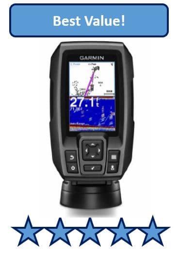 striker 4 - garmin