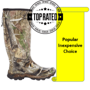 Quality hunting swamp boots