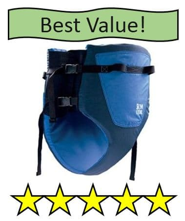 bumfloat - #1 on Upside Down Life jackets list