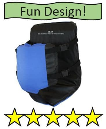 floaty-pants-blue upside down life jacket