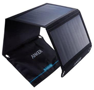 Anker Solar Charger - Best Portable Solar Chargers