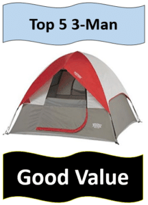 grey dome camping tent