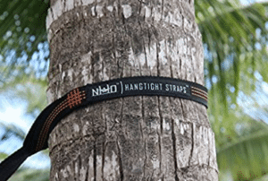 hammock strap around tree