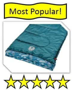 Coleman Youth Sleeping Bag.