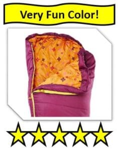 Kelty Big Dipper 30 Degree Kids Sleeping Bag1
