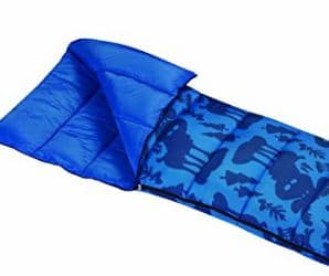 the best kid's sleeping bag