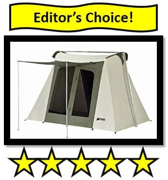4 Person Kodiak Canvas Tent