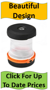 small foldable emergency lantern