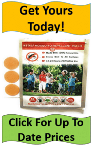 Bag of non-toxic mosquito patches