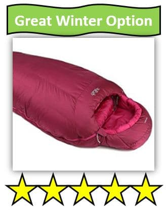 Women's Andes 800 Sleeping Bag