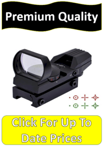 special two color rifle sight