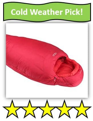 Rab Expedition 1400 Sleeping Bag