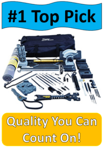 Full Wheeler gunsmithing kit