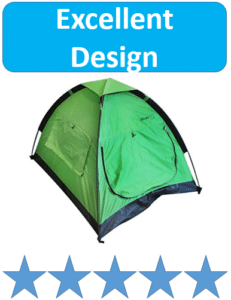 green pup tent for pets