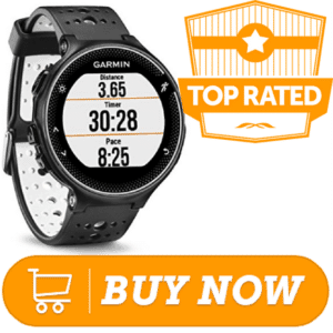 top rated garmin gps runner watch