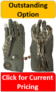 duck hunting gloves