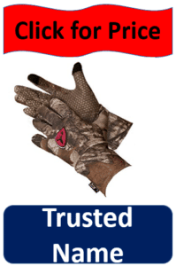 camo womens hunting gloves