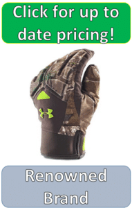 camo winter hunting gloves