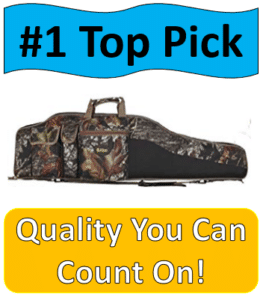 camo rifle case