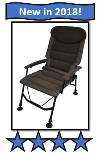 AMENITIES DEPOT Metal Frame Outdoor Fishing Chair