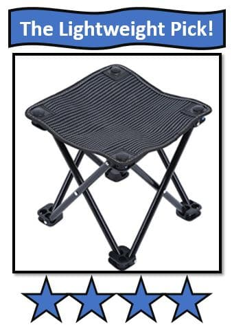 Garne T Mini Portable Folding Stool