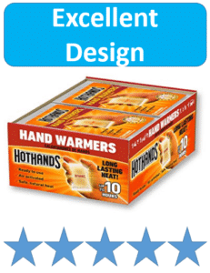 40 pairs HotHand hand warmers
