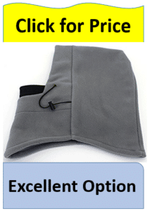 warm gray balaclava