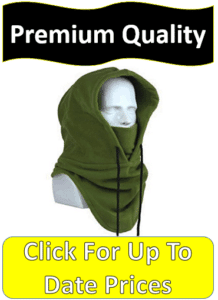 traditional wool balaclava