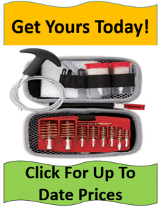 cable pull gun cleaning kit