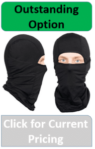 two faces in balaclava ski masks