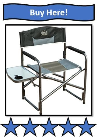 Timber Ridge Aluminum Portable Folding Chair