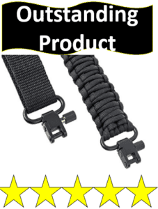5-star paracord rifle sling
