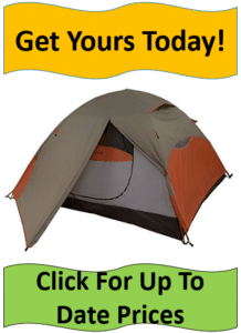 gray and red 4 man tent