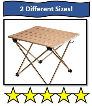 KingCamp Ultralight Compact Table